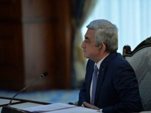 Серж Саргсян: Армения заинтересована в сотрудничестве с Ираном в рамках ЕАЭС