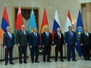 Президент Армении принял участие в неформальной встрече глав государств ОДКБ