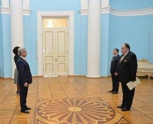 Посол Эквадора вручил свои верительные грамоты президенту Армении