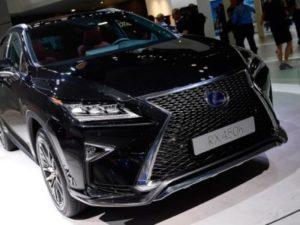Apple начала испытания беспилотных автомобилей на базе Lexus