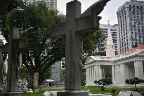 Прихожане армянской церкви Сингапура не позволяют ей исчезнуть