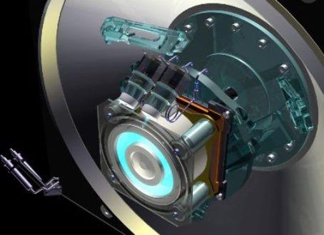 магнитоплазмодинамический двигатель