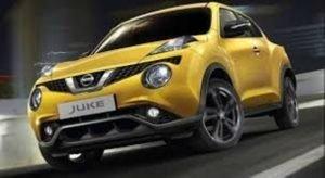 Новый Nissan Juke представят на автосалоне во Франкфурте осенью 2017 года