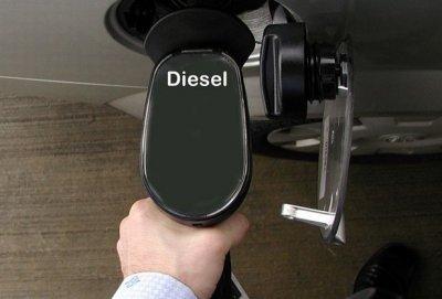 запрет на дизельные автомобили