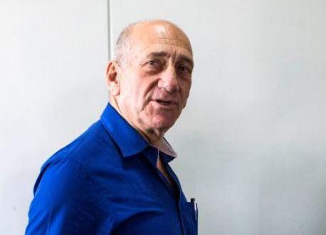 Эхуд Олмерт