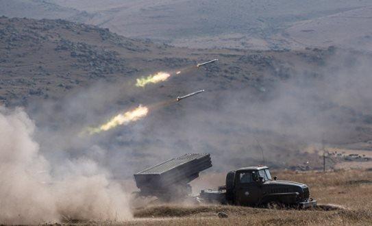 Армянские артиллеристы
