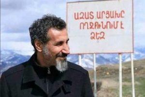 Сегодня Серж Танкян отмечает полувековой юбилей
