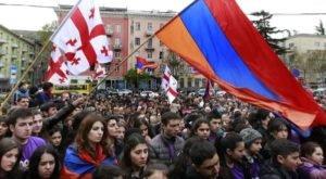 Мобильные группы будут обучать армян Джавахка грузинскому языку
