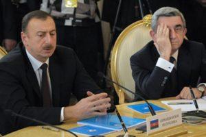 Встреча Саргсяна и Алиева состоится на следующей неделе в Женеве