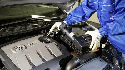 В Германии более 15 тысяч владельцев дизельных авто подали в суд на Volkswagen