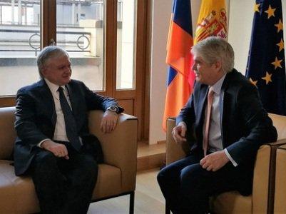 Армения заключила сЕС соглашение орасширенном партнерстве