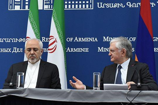 Руководитель МИД Ирана приедет вЕреван