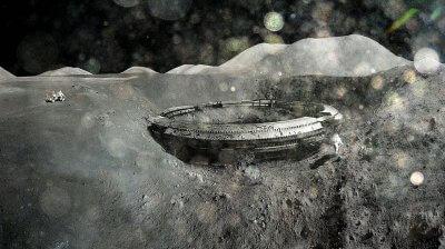 Уфологи обнаружили наснимках Луны иМеркурия изображения пришельцев