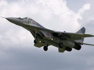 В Польше пропал истребитель МиГ-29
