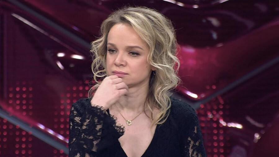 Виталина Цымбалюк-Романовская соблазняет нового престарелого кинорежиссера