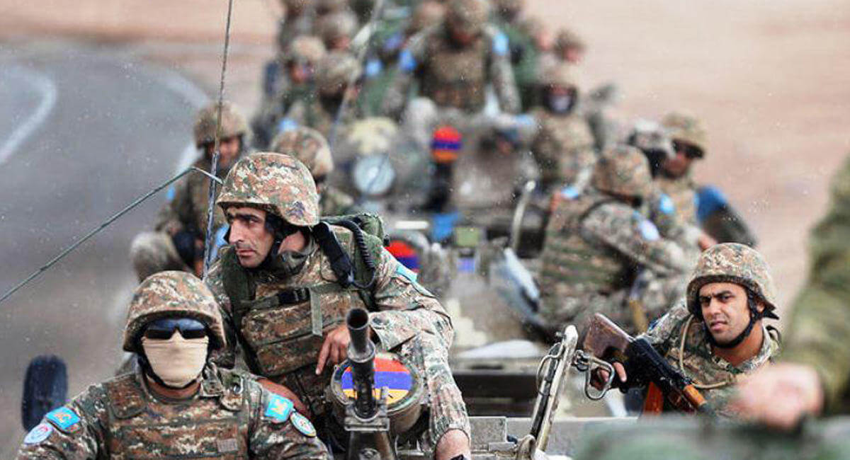 Армения пробралась втройку самых милитаризированных стран мира