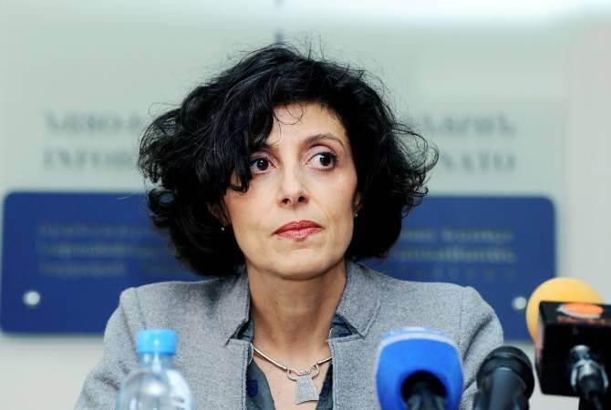 Замгенсека НАТО Гетемюллер проведет вЕреване переговоры спрезидентом Армении