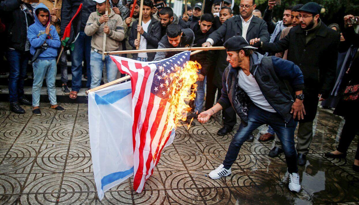 Позиция странЕС постатусу Иерусалима является консолидированной— Могерини