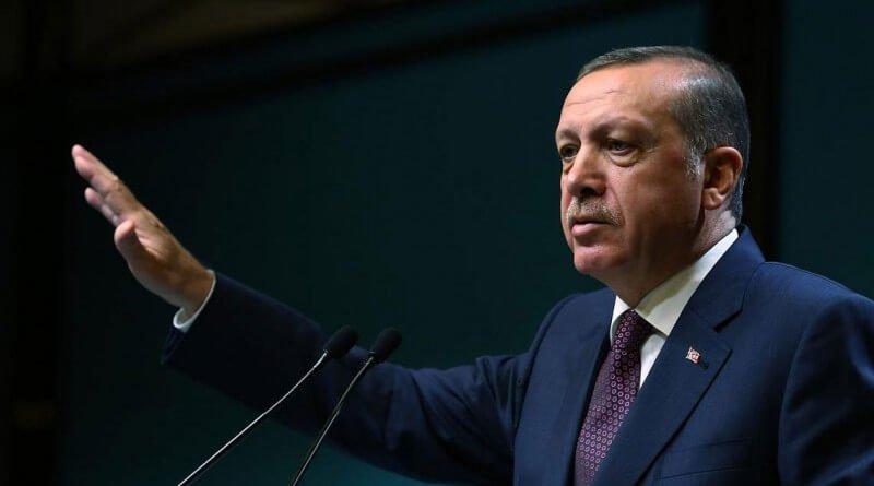 Эрдоган обвинил Штаты в попытке наказать Турцию за нарушение их сценариев.