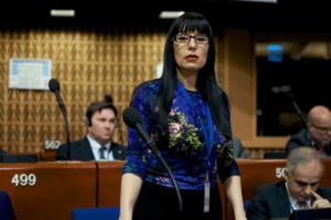 Наира Зограбян в ПАСЕ: Граждане непризнанных государств имеют те же права, что и каждый из нас
