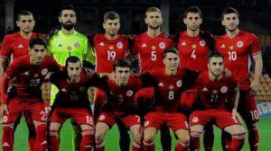 Сборная Армении по футболу встретится с Литвой