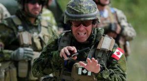 Канада отправила в Украину дополнительно 50 военных инструкторов