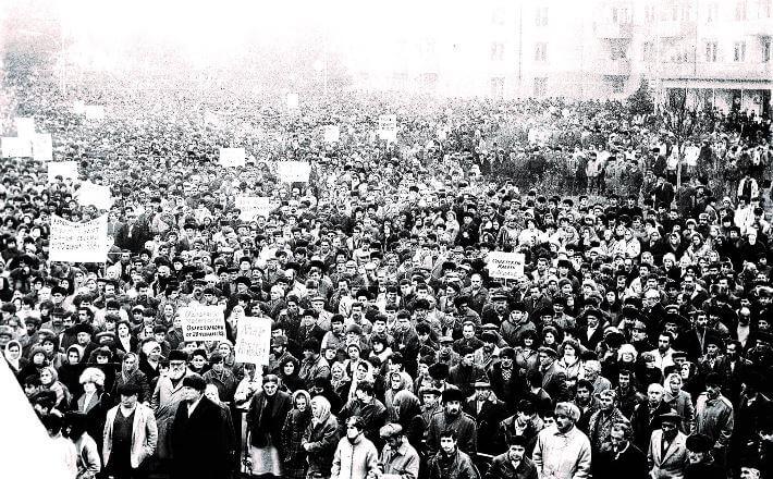 Массовые мероприятия планируются в Ереване к 30-летию Карабахского движения