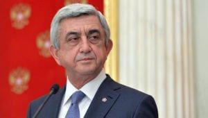 Президент Армении направил соболезнования королеве Дании