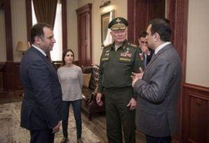 Генерал Дворников посетил Реабилитационный центр в Ереване