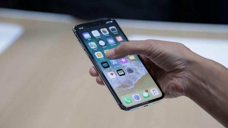 iPhone X от ASUS