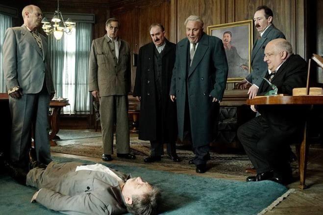 58% граждан России готовы посмотреть «Смерть Сталина» вслучае выхода фильма наэкраны