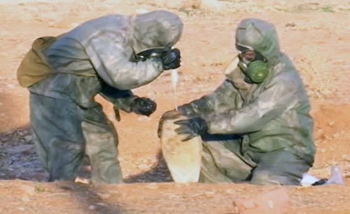 weapons inspector refutes us syria chemical claims - 720×440