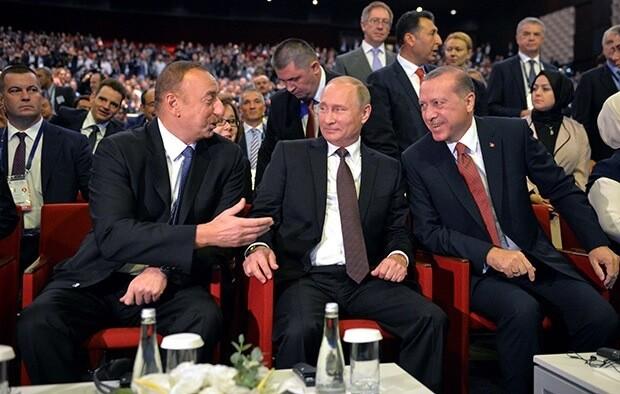 Президент Азербайджана испецпредставительЕС обсудили карабахское урегулирование