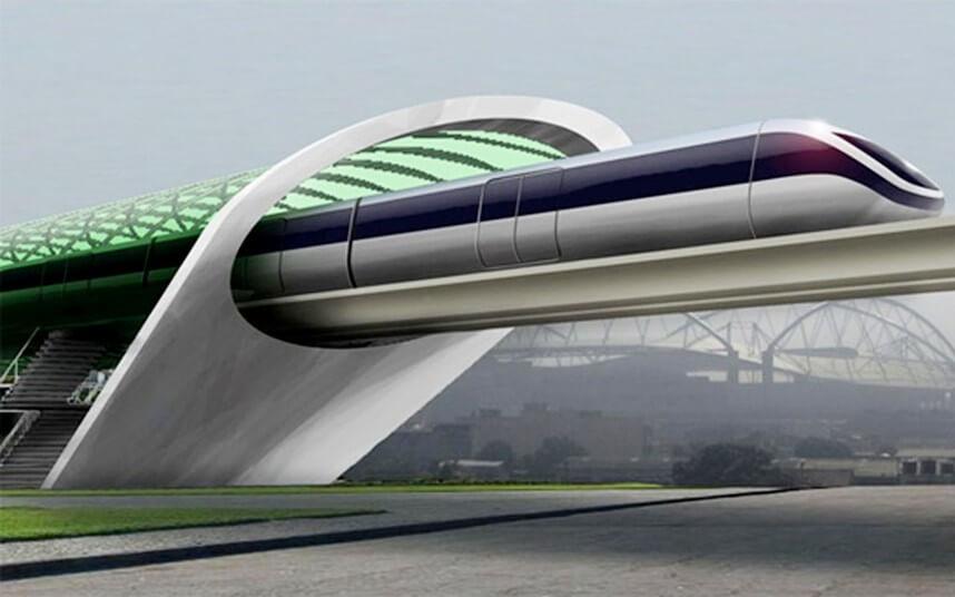 ВДнепре построят тестовую площадку для Hyperloop— Будущее рядом