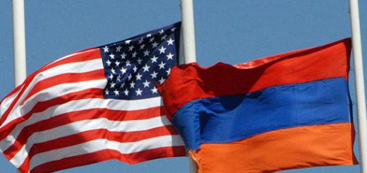 Армяно-американские отношения