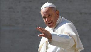 Папа Римский Франциск в Пальмовое воскресенье призвал молодежь не молчать