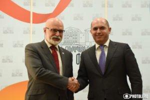 Марек Роцки: Безвизовый режим Армения-ЕС будет обеспечен в максимально сжатые сроки