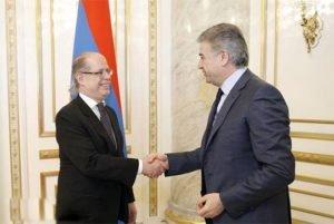 Торговый оборот между Арменией и Италией в 2017 году увеличился на 25%