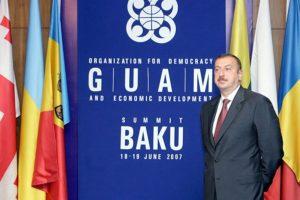 Азербайджан не пригласили на конференцию «ГУАМ» из-за Армении