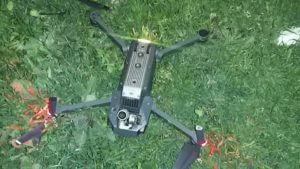 Азербайджанский беспилотник-разведчик сбит над Арцахом