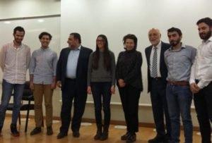 С 2019 года студенты из Ирана и Грузии будут учиться в Армении благодаря стипендии фонда «Scholae Mundi Armenia»