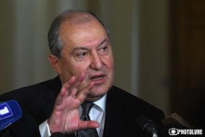 На инаугурации Армена Саркисяна представителей иностранных государств не будет