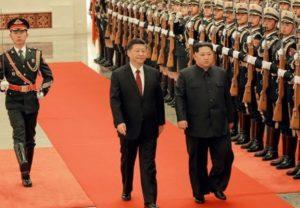 Визит Ким Чен Ына в Пекин должен помочь ослабить напряженность