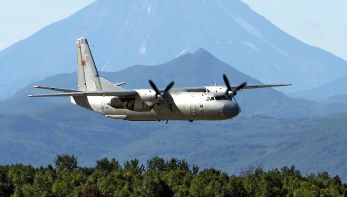 Российский самолет Ан-26 в Сирии был сбит террористами