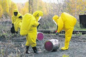Турецкая полиция изъяла радиоактивное вещество на сумму в 70 млн долларов