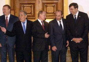 Армяно-российские отношения в годы правления Владимира Путина