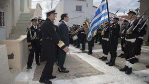 В День независимости Греции Ципрас предостерег Турцию от провокаций