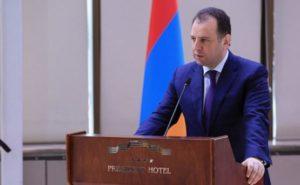 Министр: Армянская сторона довольна военным сотрудничеством с Грецией