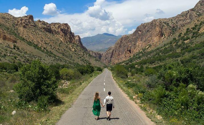 Число турпоездок вАрмению изРФ выросло на28% в предыдущем 2017-ом