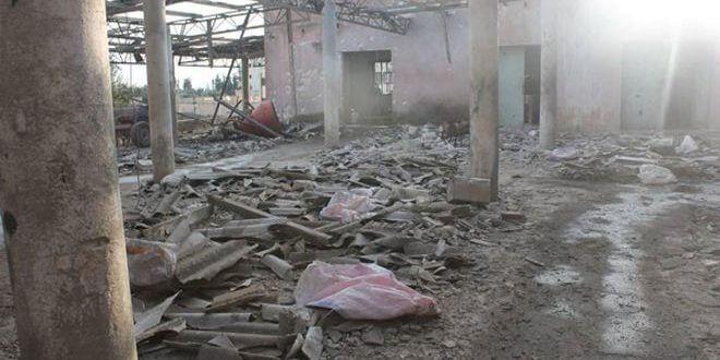 SANA: Турецкие военные совершили преступления в отношении мирного населения Африна